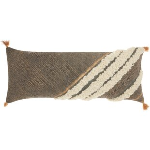 Adali Rectangular Cotton Lumbar Pillow