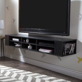 City Life Floating mount TV Stand for TVs up to 78 by South Shore