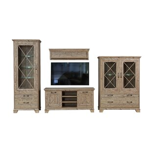 Review Taumsauk Entertainment Unit For TVs Up To 55