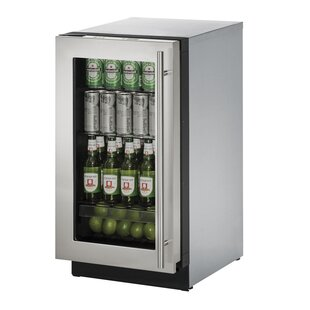 3000 Series Stainless Steel 18-inch 3.6 cu. ft. Undercounter Refrigeration