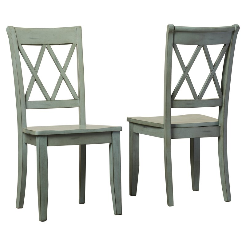 castle pines solid wood dining chair - Wooden Dining Chairs