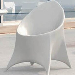 Trendy Illuminated Stacking Patio Dining Chair