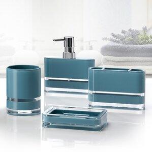 Teal Bathroom Accessories All Bathroom Accessories   Wayfair