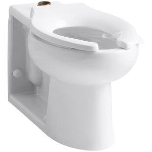 Kohler Anglesey 1.6 Bowl with Top Spud an..