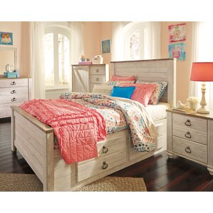 Algere Contemporary Captains Configurable Bedroom Set by Gracie Oaks