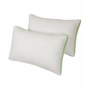 Pegasus Home Fashions Isopedic Medium Density Fiber Pillow (Set of 2)