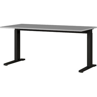 Miabella Height Adjustable Standing Desk By Ebern Designs