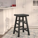 Waquoit 24 Bar Stool by Beachcrest Home