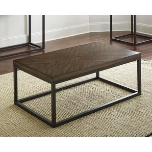 Pinkham Coffee Table Gracie Oaks