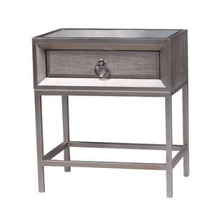 Alaraph End Table with Storage
