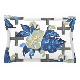 Jennifer Rizzo 'Plus Sign Floral' Sham