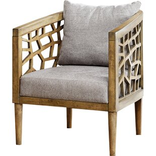 Dakota Barrel Chair by Mistana