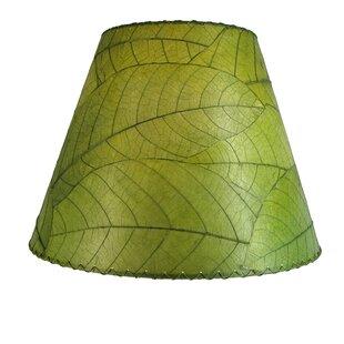 16 Cocoa Leaf Empire Lamp Shade