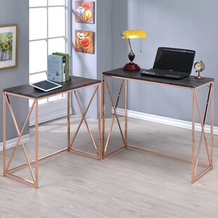 Ebern Designs Saldivar Writing Desk Set