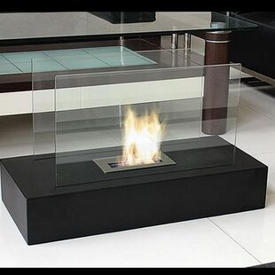 Nu-Flame Fiamme Freestanding Bio-Ethanol Indoor Fireplace