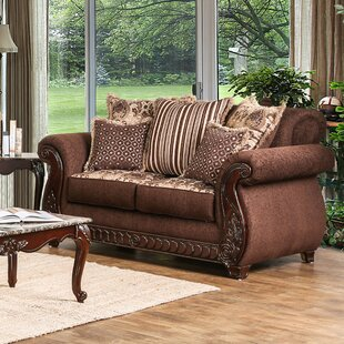 Astoria Grand Dolson Traditional Loveseat