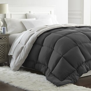 Iola All Seasons Down Alternative Reversible Comforter