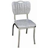 Vintage Chrome Kitchen Chairs | Wayfair