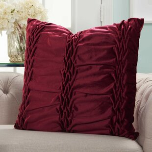 Joslin Ruffled Throw Pillow