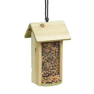 Darya Hanging Decorative Bird Feeder By Sol 72 Outdoor