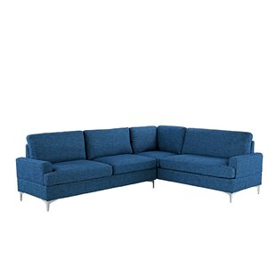 Wrought Studio Senda Sectional