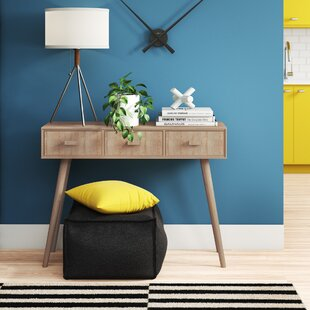 Lynfield 3 Drawer Console Table By Zipcode Design