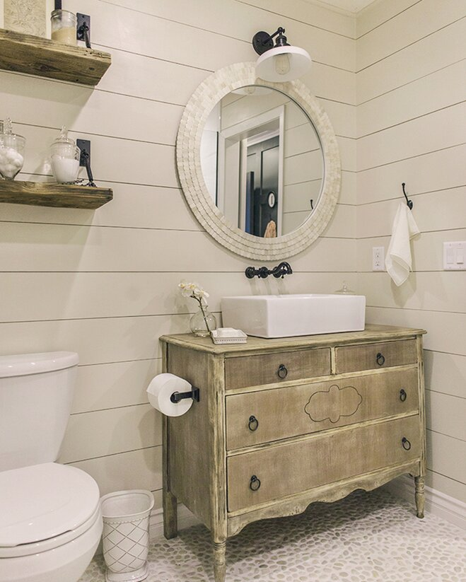 Exceptional Before After Spa Bathroom Rises From The Rubble | Wayfair