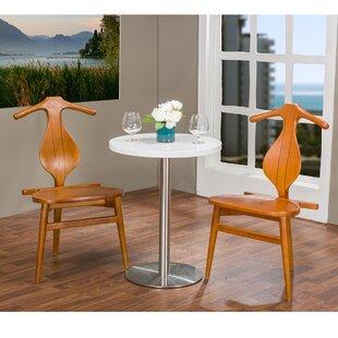 Jamar Solid Wood Dining Chair (Set Of 2) By Corrigan Studio