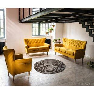Edward Configurable Sofa Set By Ophelia & Co.