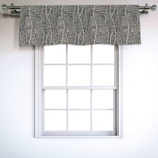 Abstract Valance Premier Prints Splatter Art Collection Modern Treatments for Your Windows Window Valance or Cafe Curtain