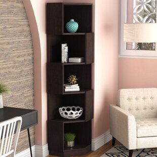 Courtdale Corner Bookcase ..