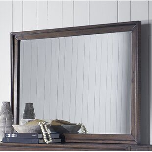 Van Reipen Rectangular Dresser Mirror