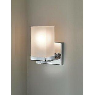 90 Degree 1-Light Bath Sconce ..