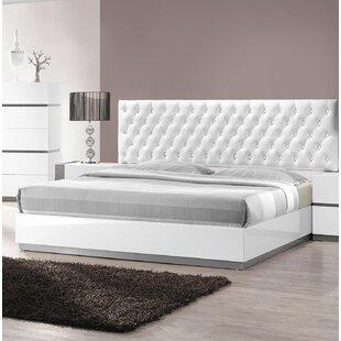Orren Ellis Kajal Upholstered Platform Bed