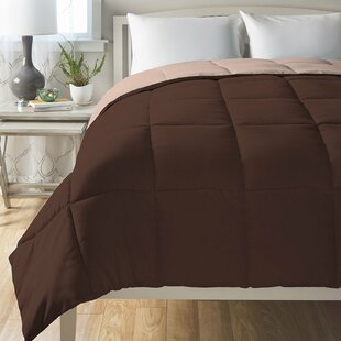 Shop Reversible All Season Down Alternative Comforter By Red Barrel Studio