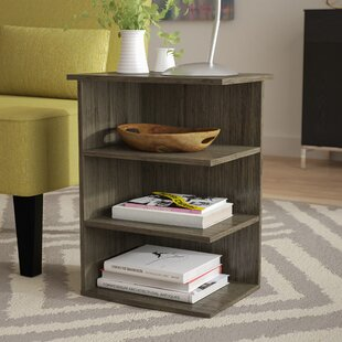 Great choice Gambier Magazine Chairside Table by Ebern Designs Reviews (2019) & Buyer's Guide