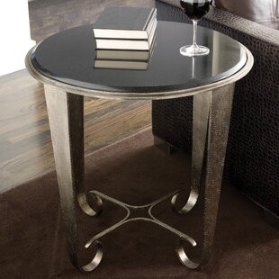 Read Reviews Quad Loop End Table by Global Views