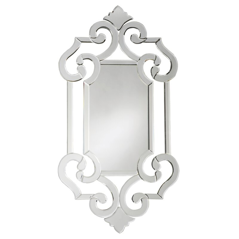 Gryselda Venetian Wall Mirror