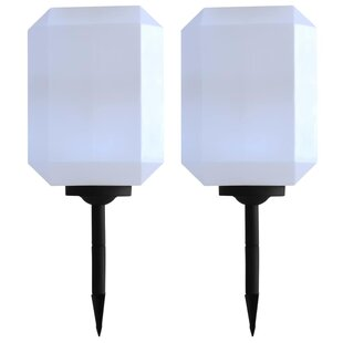 1 Light LED Pathway Light (Set Of 2) By Sol 72 Outdoor
