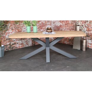 Biquele Metal Dining Table Image