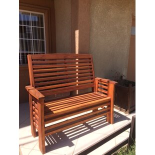 Thurmond Wooden Garden Bench