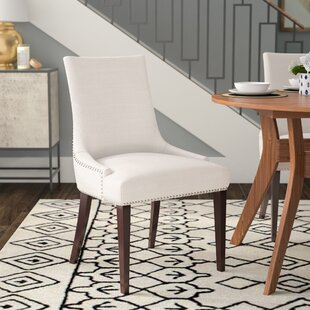 Alpha Centauri Upholstered Dining Chair by Brayden Studio