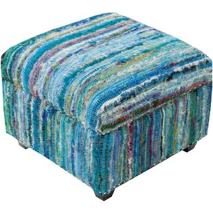Hesperange Storage Ottoman by Bungalow Rose