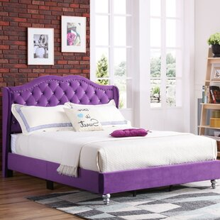 Colbourne Upholstered Panel Bed