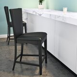 Meaghan 24 Counter Stool (Set of 2) by Wade Logan®