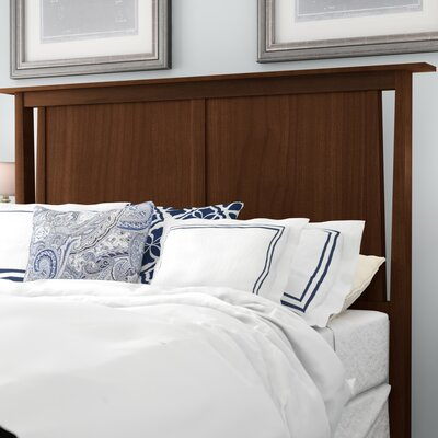 Treville Panel Headboard Size: King
