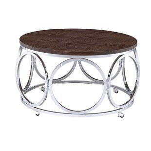 Gahanna Round Coffee Table