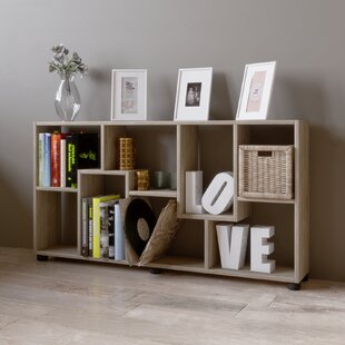 Sindibaba Four Pack Square Book Wall Shelf For Living Room Study Bedroom With Rounded Corners