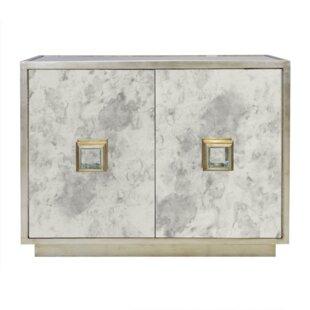 2 Door Accent Cabinet by Worlds Away