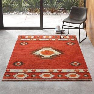 Red Wool Area Rugs You Ll Love In 2021 Wayfair